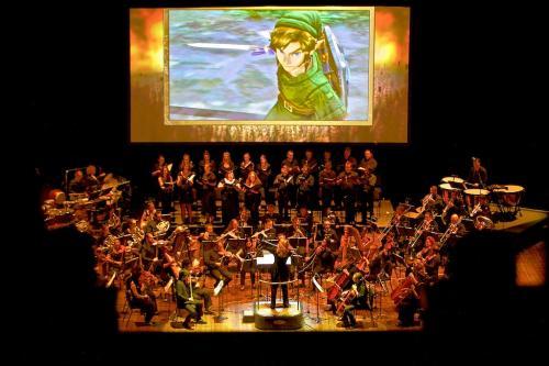 The Legend of Zelda Symphony of the Goddesses : Master Quest
